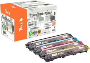 Multipack Brother TN-245 BKCMY