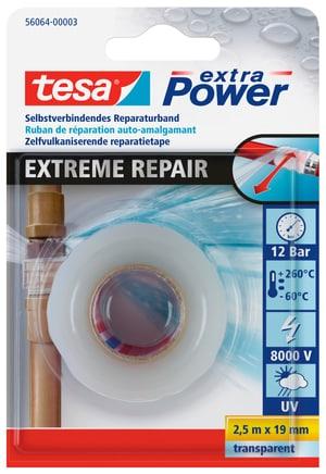 Extreme Repair Tape 2.5 m : 19 mm, transparent