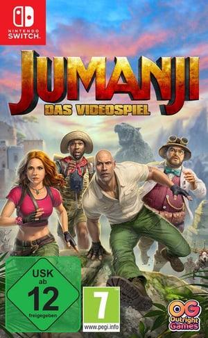 NSW - JUMANJI: Das Videospiel D