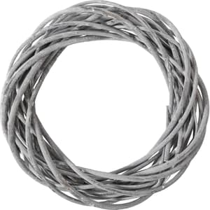 Couronne branches, gris