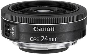 EF-S 24mm f/2.8 STM Obiettivo