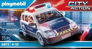 6873 Veicoli di emergenza della polizia