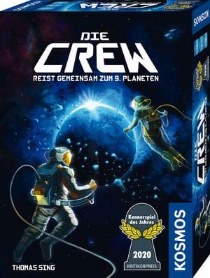 DIE CREW - Auf der Suche nach dem 9. Planeten DE