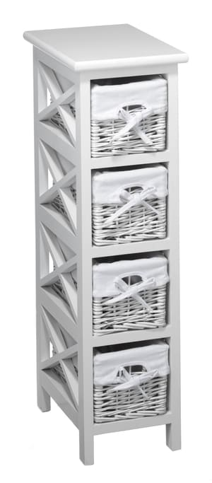 Regal avec 4 tiroirs