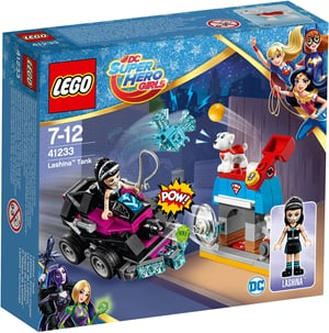 DC Super Hero Girls Lashinas Action-Cruiser 41233