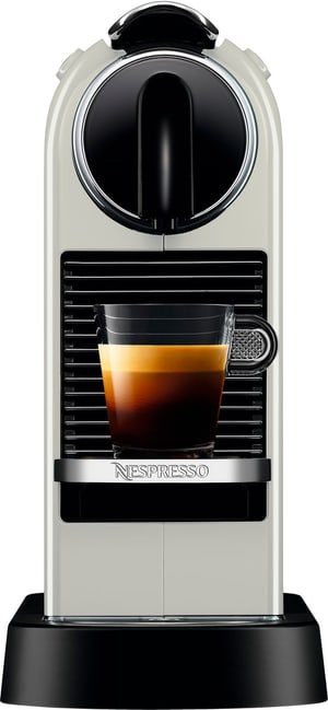 Nespresso Citiz Weiss EN167.W
