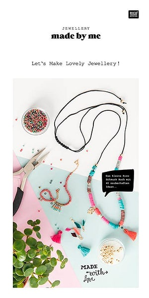 Buch Let's Make Lovely Jewellery!