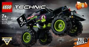 Technic 42118 Monster Jam® Grave Digger®
