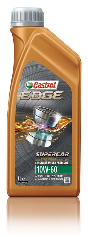 Edge Supercar 10W-60 1 L