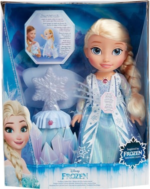Frozen 2 Elsa Northern Lights