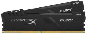 FURY 16GB (2x 8 GB, DDR4, 2666 MHz)