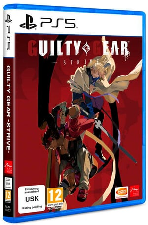 PS5 - Guilty Gear Strive