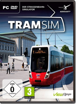 PC - TramSim - Der Strassenbahn Simulator D