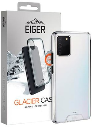 Galaxy S10 Lite Hard Cover transparent