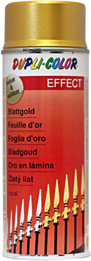 Foglia d'oro Spray