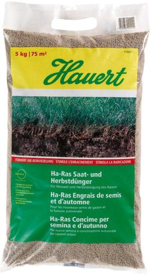 Ha-Ras Engrais de semis et d'automne, 5 kg