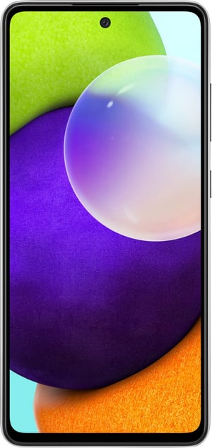 Galaxy A52  128GB black 4G