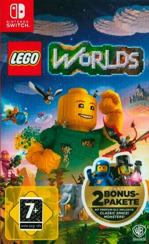 NSW - LEGO Worlds D