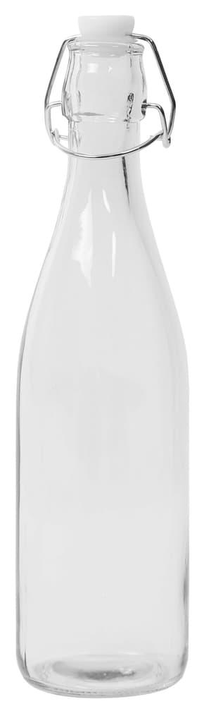 Flasche mit Bügel