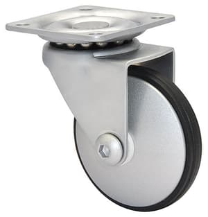 Design-Lenkrolle D50 mm