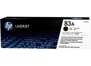 Toner-Modul 83A CF283A LaserJet schwarz