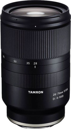 AF 28-75mm f / 2.8 Di III RXD Sony E-Mount