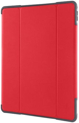 """Dux Plus - Case für iPad Pro 9.7"""" - Rot/Transparent"""