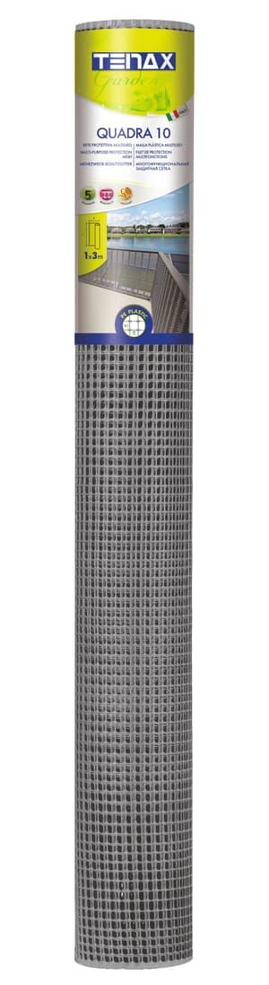 Rete universale e per coperture Quadra 10 grigia