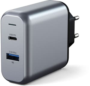 30W Dual-Port Wall Charger