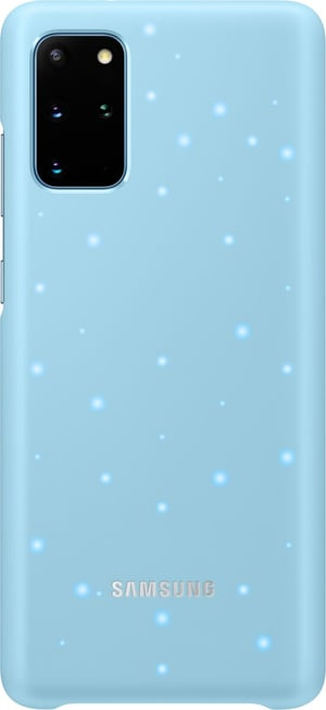 Hard-Cover LED Cover sky blue