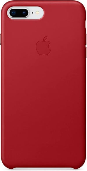 iPhone 8 Plus/ 7 Plus Leather Case Rouge