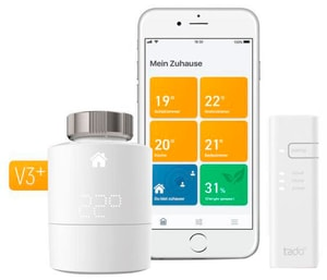 V3+ Thermostat de radiateur intelligent