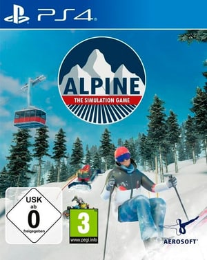 PS4 - Alpine - The Simulation Game (D)