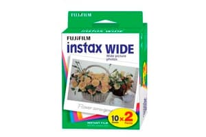 Instax Wide Color Film TWIN 2x10