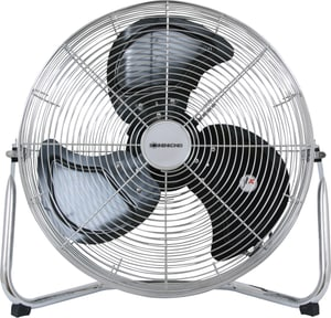 "Ventilateur 14"" chrome"