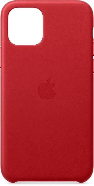 iPhone 11 Pro Leather Case Rosso