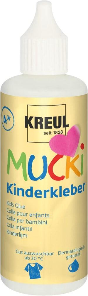 MUCKI, colla per bambini, 80 ml