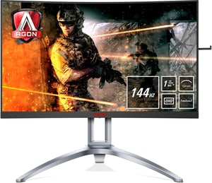 "AG273QCX 27"" Display"