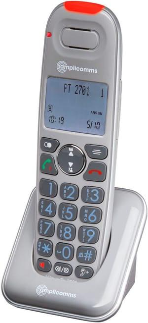 PowerTel 2701 Appareil supplémentaire (90dB / 40dB)
