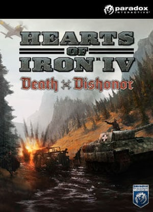 PC/Mac - Hearts of Iron IV - Death or Dishonor