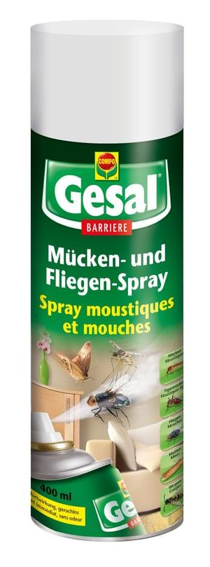 Sofortwirkung gegen alle fliegenden Insekten, geruchlose Formulierung, 400 ml