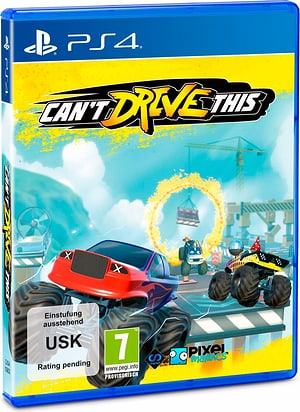 PS4 - Can't Drive This D