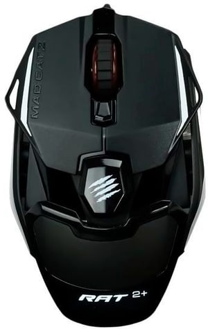 R.A.T. 2+ Optical Gaming Mouse