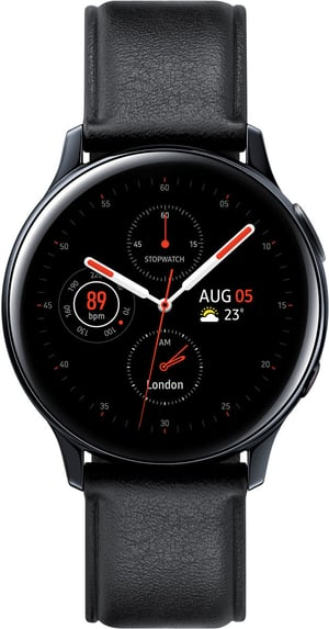 Watch Active 2 Steal 40mm LTE Aqua Nero