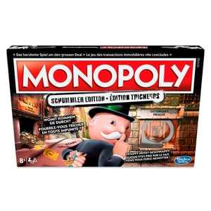 Monopoly Cheater Swiss Edition
