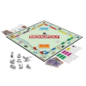 Monopoly Classic mit neuen Spielfiguren