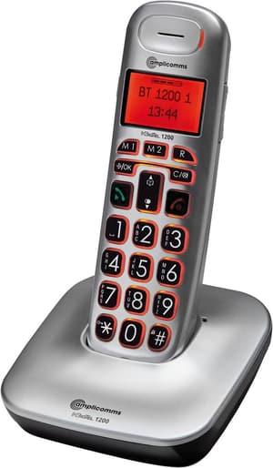 BigTel 1200 DECT Phone (80dB / 30dB)