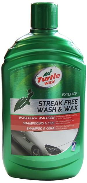 Streak Free Wash&Wax