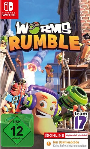 NSW - Worms Rumble D