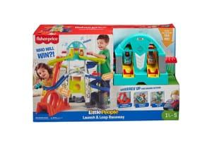 Little People Action Rennbahn
